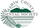 Marin County Dental Society logo